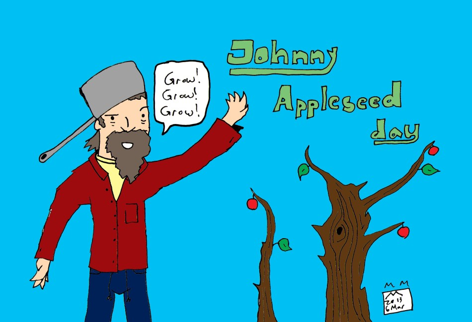 johnny appleseed 2013